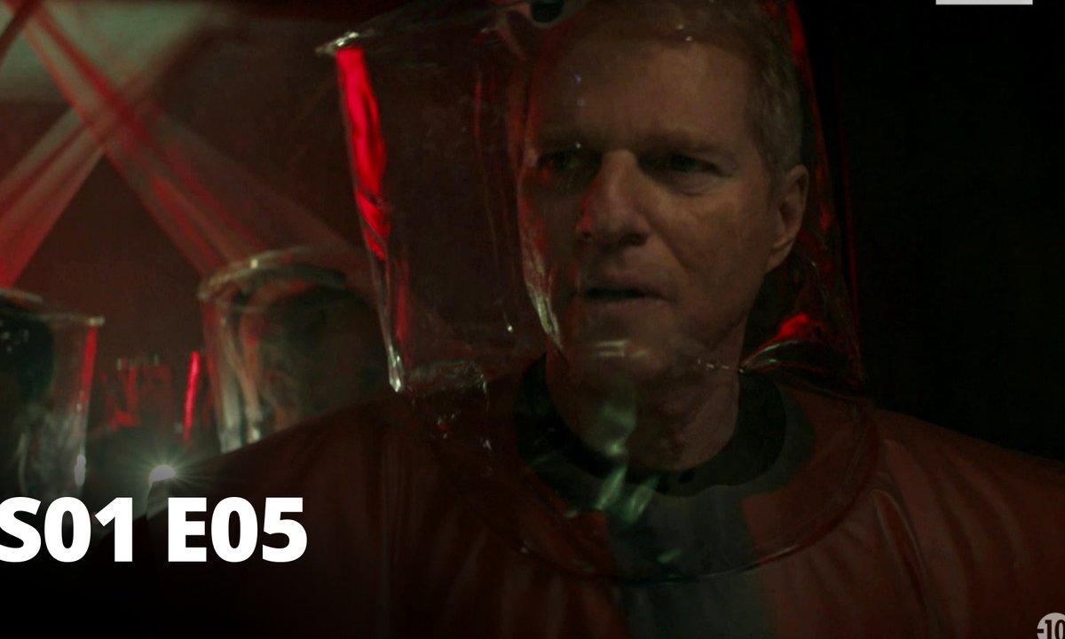 The Hot Zone - S01 E05 - Quarantaine