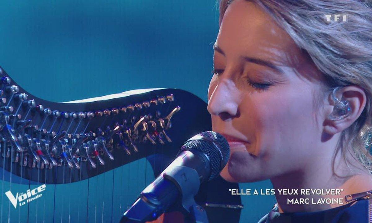 """THE VOICE 2020 - Gustine chante """"Les yeux revolver"""" de Marc Lavoine (Finale)"""