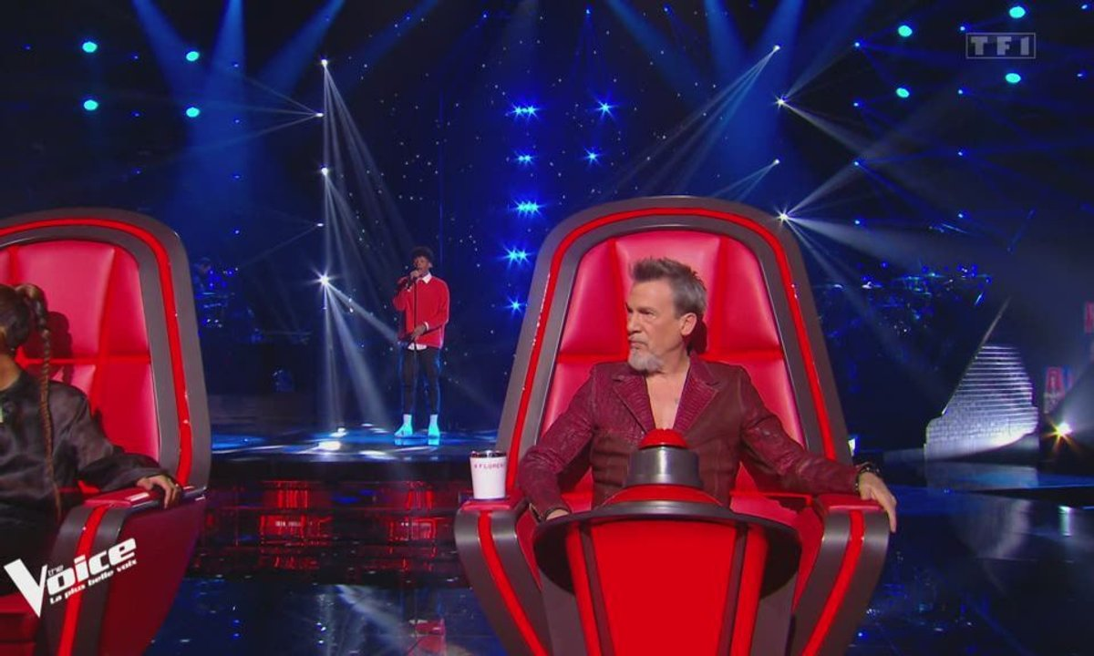 "The Voice 2021 - Lummen Nae chante ""Blinding Lights"" de The Weeknd"