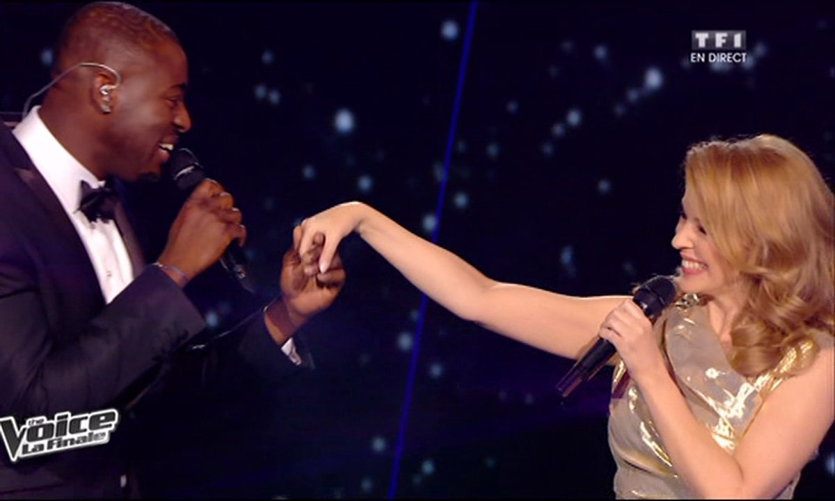 Wesley & Kylie Minogue -  All the Lovers(saison 03)