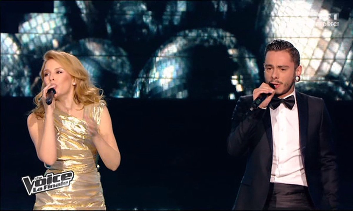 Maximilien Philippe & Kylie Minogue - Into the Blue (saison 03)