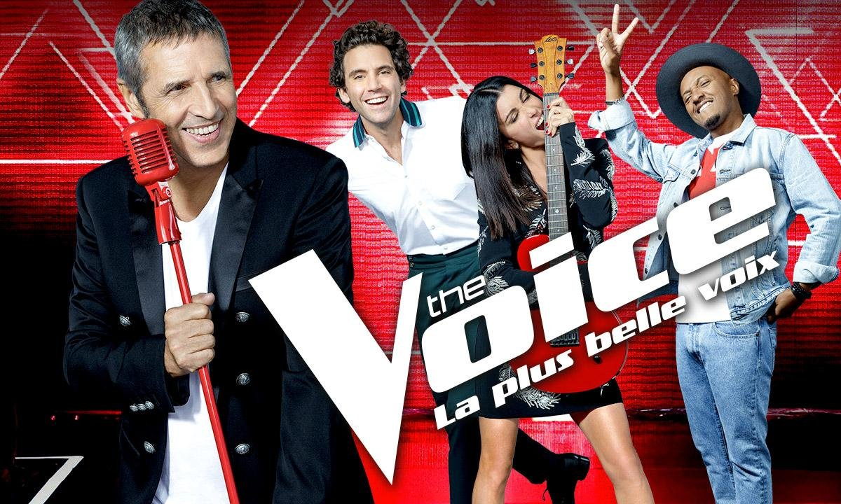 The Righteous Brothers - Unchained Melody   Louis Delort   The Voice France 2012   Demi-Finale