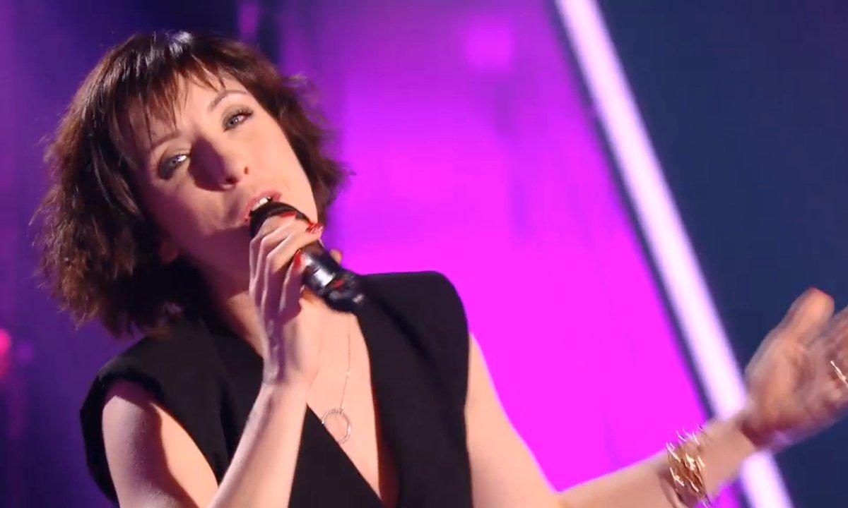 Alcidia interprète « Prières païennes » (Céline Dion) (Saison 05)