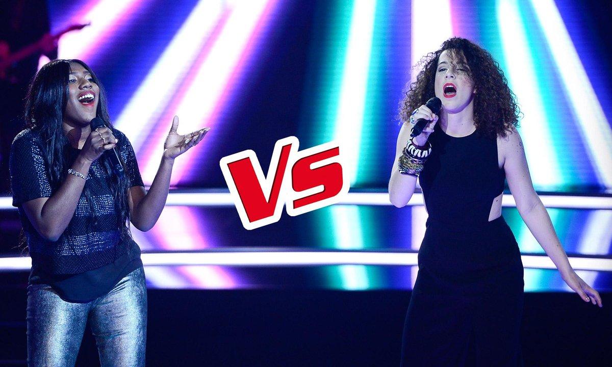 Amandine VS Khady, duel puissant sur le tube planétaire « Only Girl » (Rihanna.) (Saison 05)