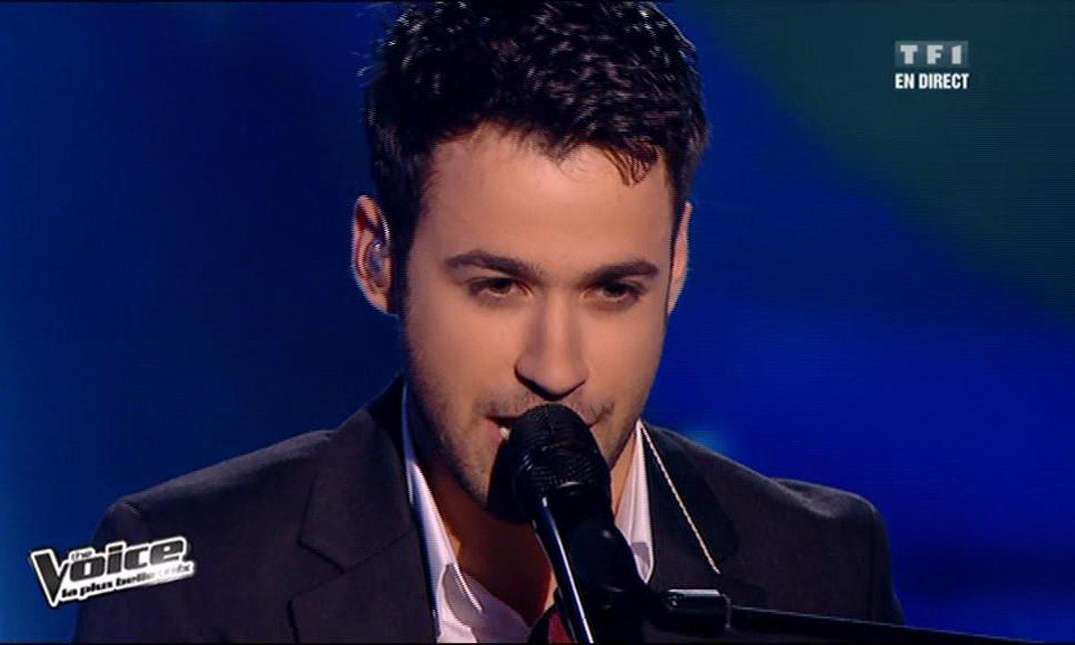 Anthony Touma - Chanter pour ceux (Michel Berger) (saison 02)