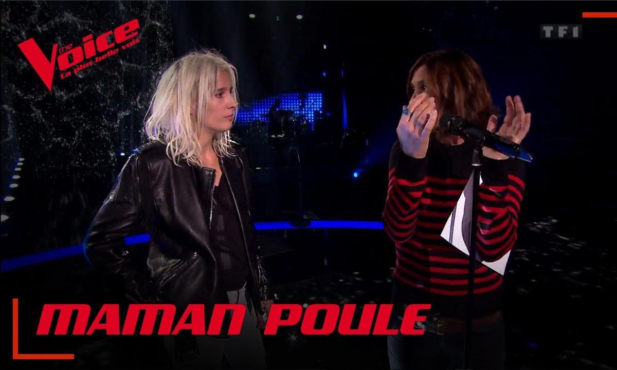 """L'Audition Finale - Zazie  : """" j'ai envie de les chouchouter !"""""""