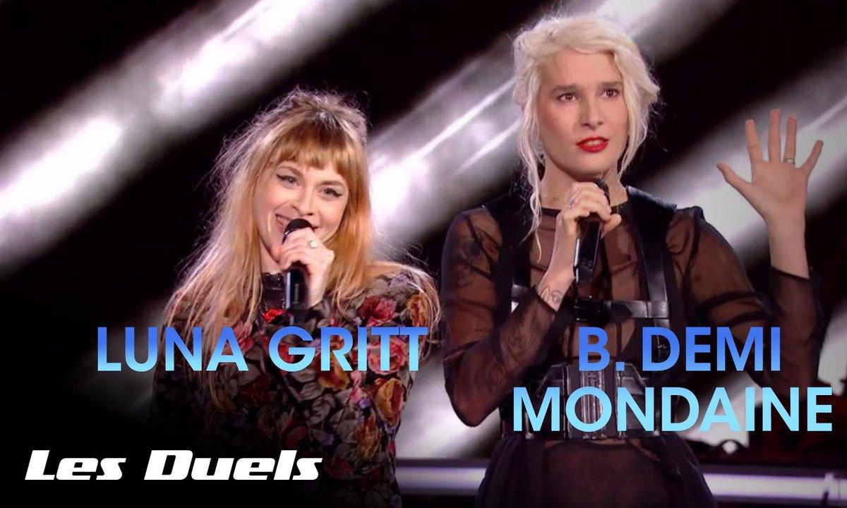 B. Demi-Mondaine vs Luna Gritt | Sweet dreams | Eurythmics