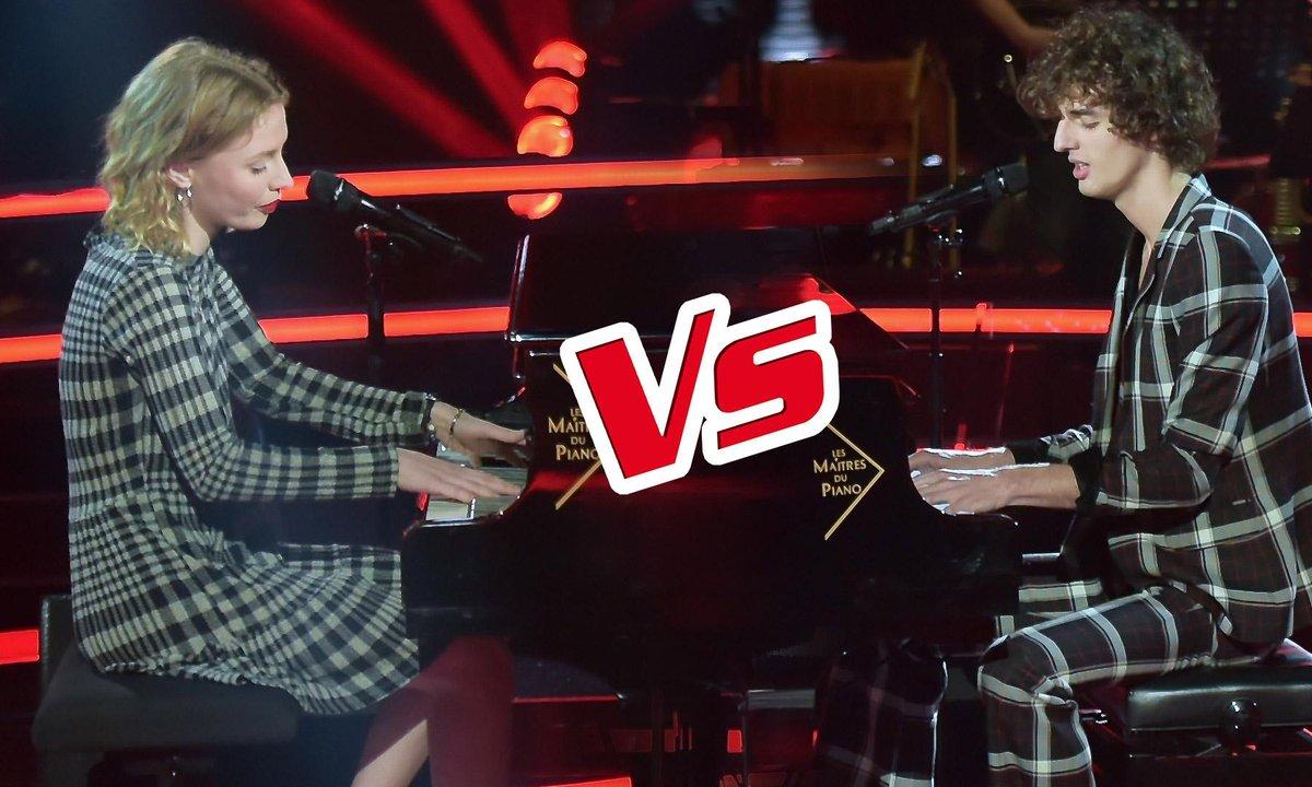 BATTLE : Clémentine VS Léonard – Il jouait du piano debout (France Gall)