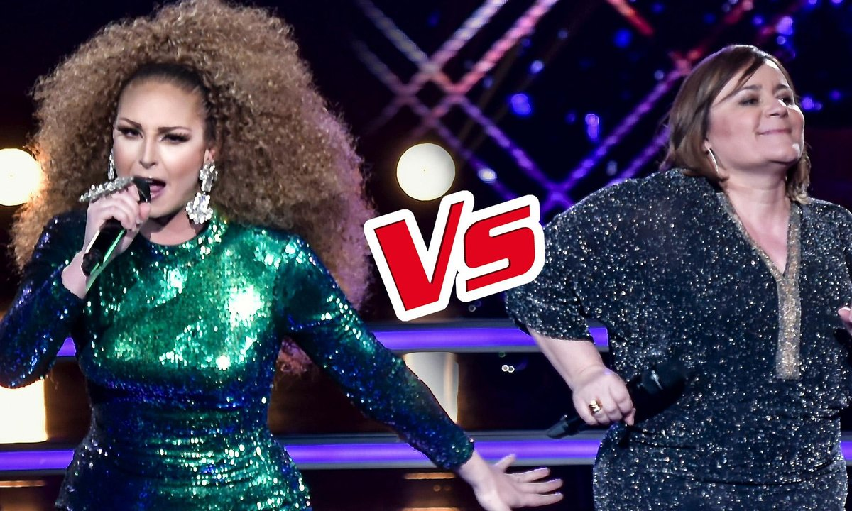 BATTLE : Léona Winter VS Virginie Vetrano - « No More Tears  » (Barbra Streisand & Donna Summer) en intégralité