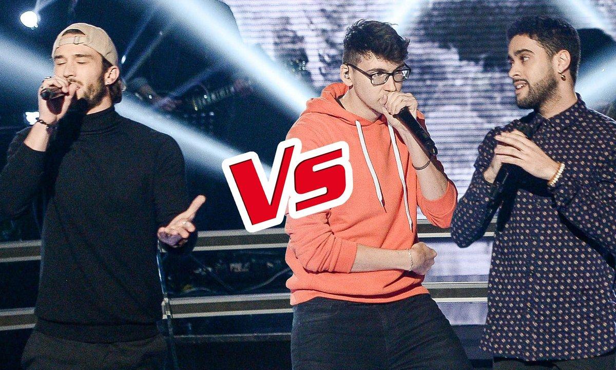 BATTLE : Mayeul VS Scam Talk – Paradis (Orelsan)