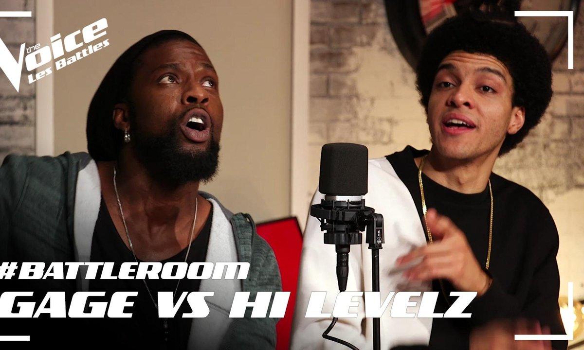 #BATTLEROOM –  Gage VS Hi Levelz « All The Stars» (Kendrick Lamar, SZA)