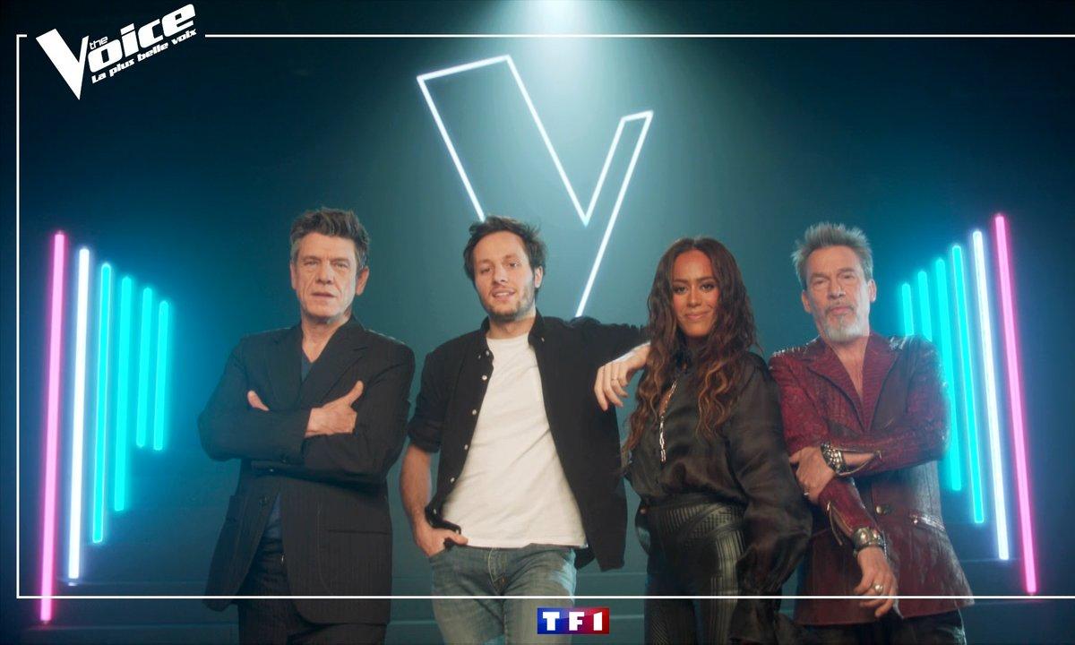 The Voice, bientôt de retour sur TF1