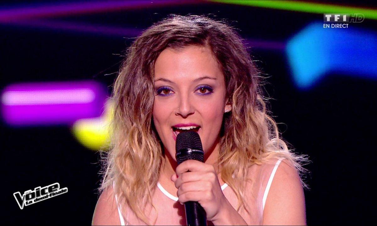 Camille Lellouche - Double je (Christophe Willem) (saison 04)