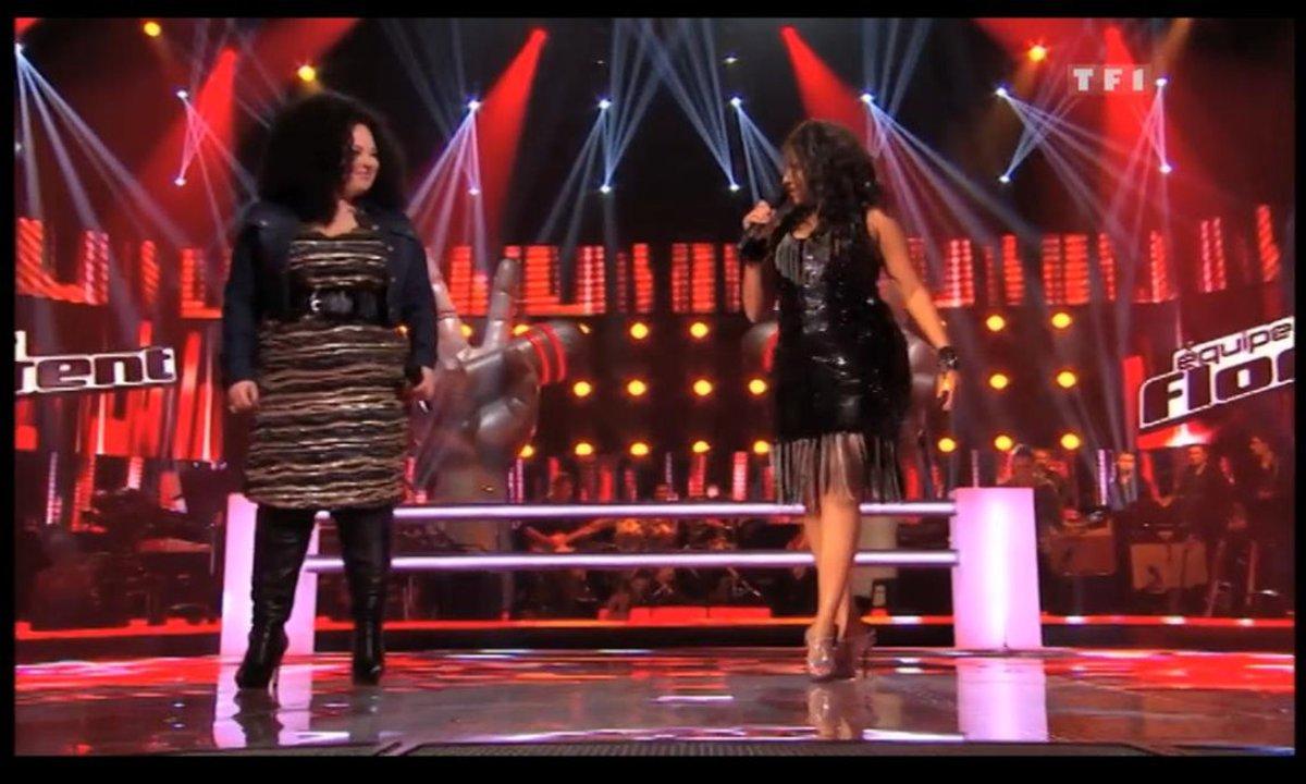 Sandy Coops & Nadja - Proud Mary (Tina Turner) (saison 02)