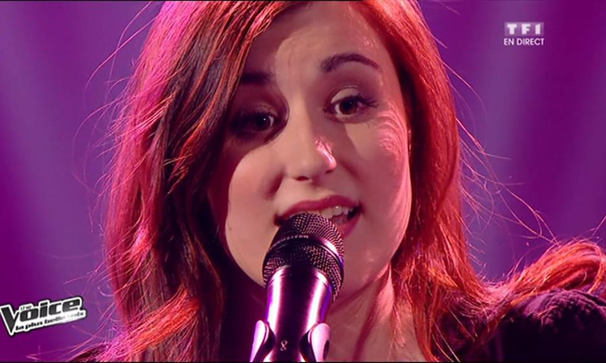 Caroline Savoie - Somewhere Only We Know (Keane) (saison 03)