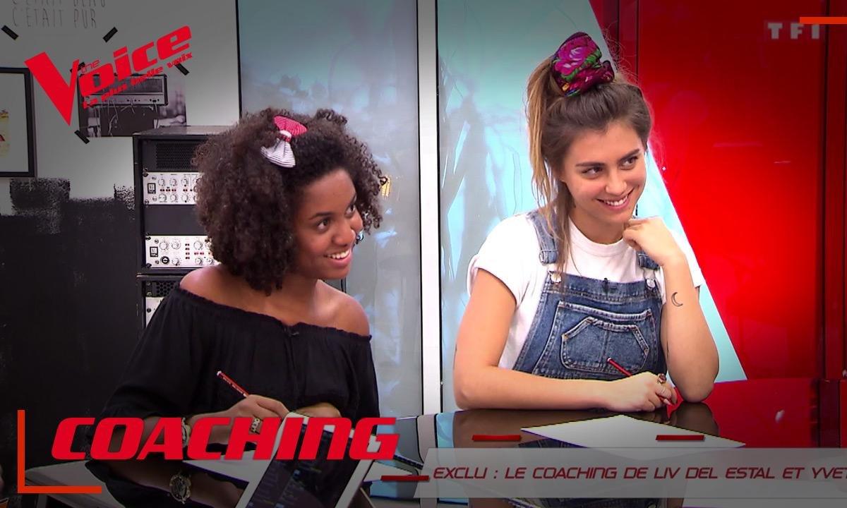 Coaching : Les chouchous girls de Zazie entrent dans la place