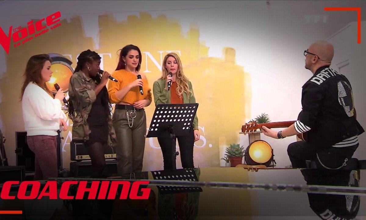Coaching : JAT vs Betty Patural, the Girl Power en action !