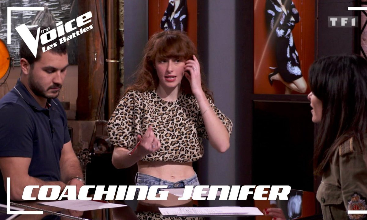 COACHING Jenifer - BATTLE Poupie VS Petru : tornade VS force tranquille sur un « Bohemian Rapsody »