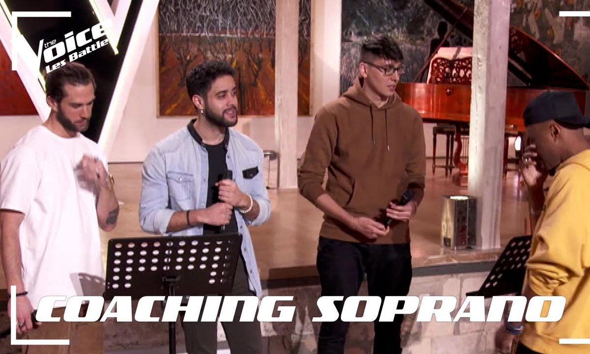 COACHING Soprano - BATTLE Mayeul VS Scam Talk, ça va chauffer au « Paradis » !