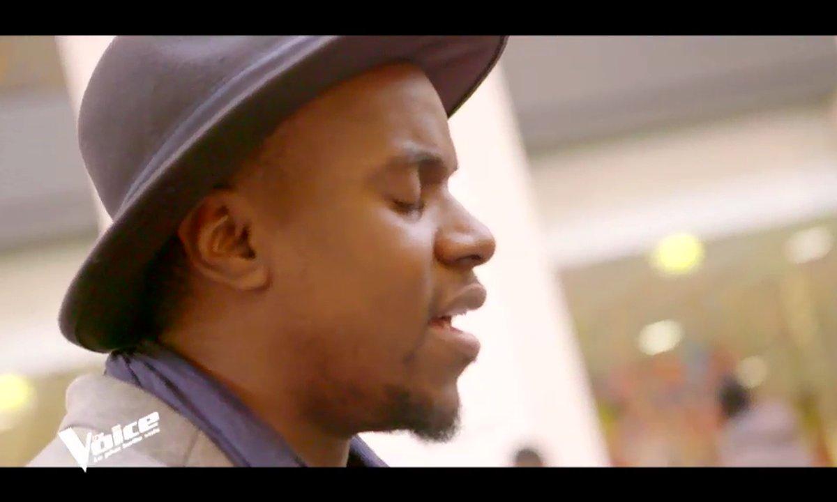 David Té, de la gare St Lazare à The Voice.. Portrait de Talent
