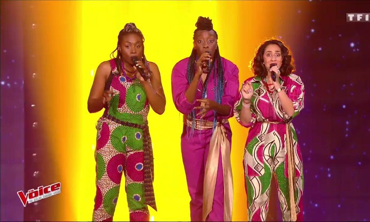 The Sugazz - « Papaoutai » (Stromae) (Direct 1 - Saison 6)