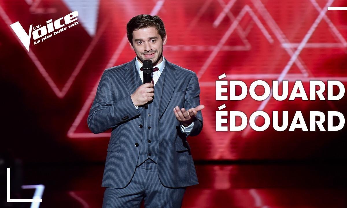 "Edouard Edouard - ""Si tu m'aimes encore"" (Nino Ferrer)"