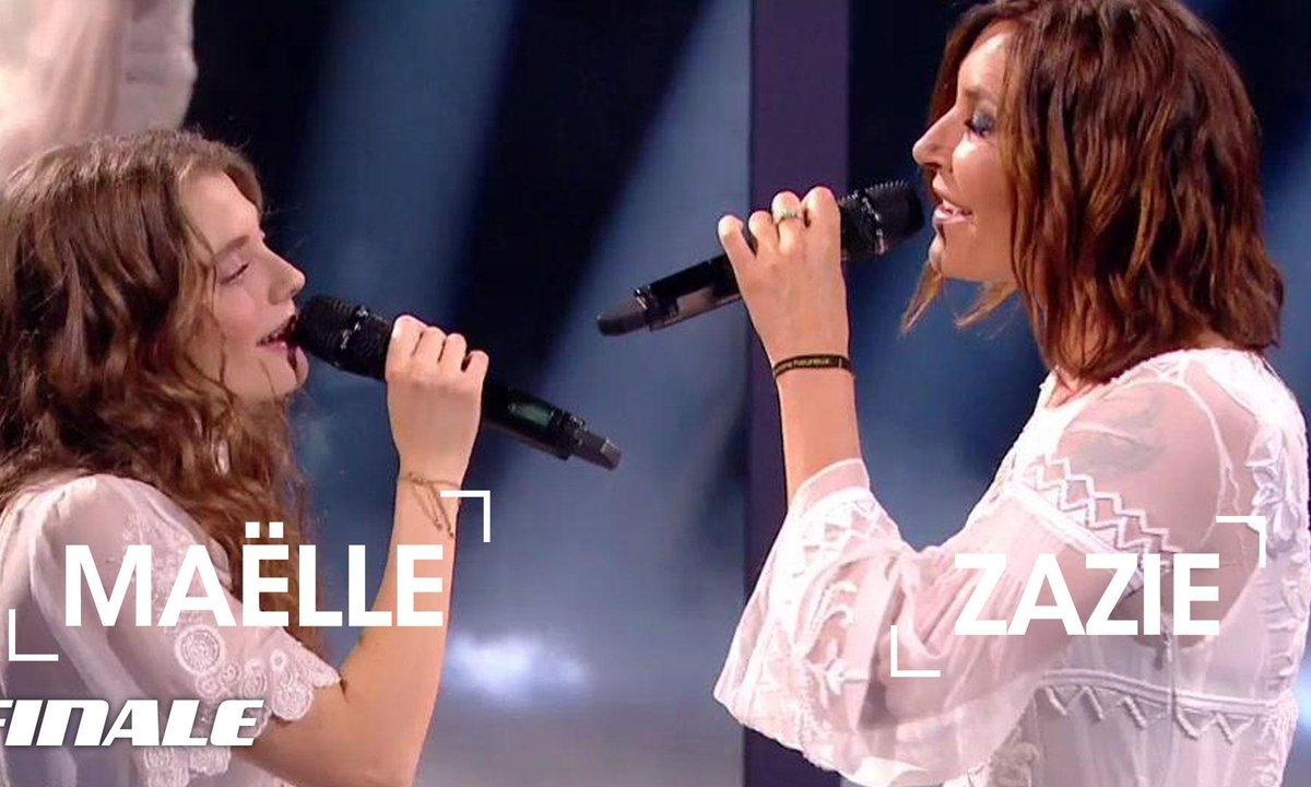 Maëlle et Zazie | Seras-tu là | Michel Berger