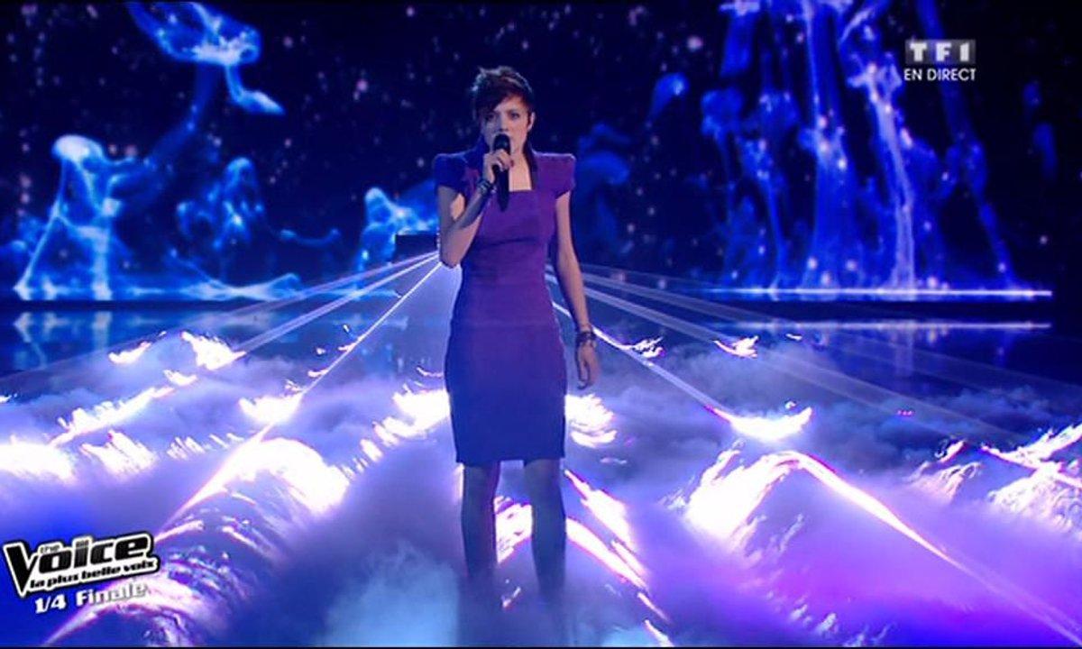 Élodie Martelet - Stay (Rihanna et Mikky Ekko) (saison 03)