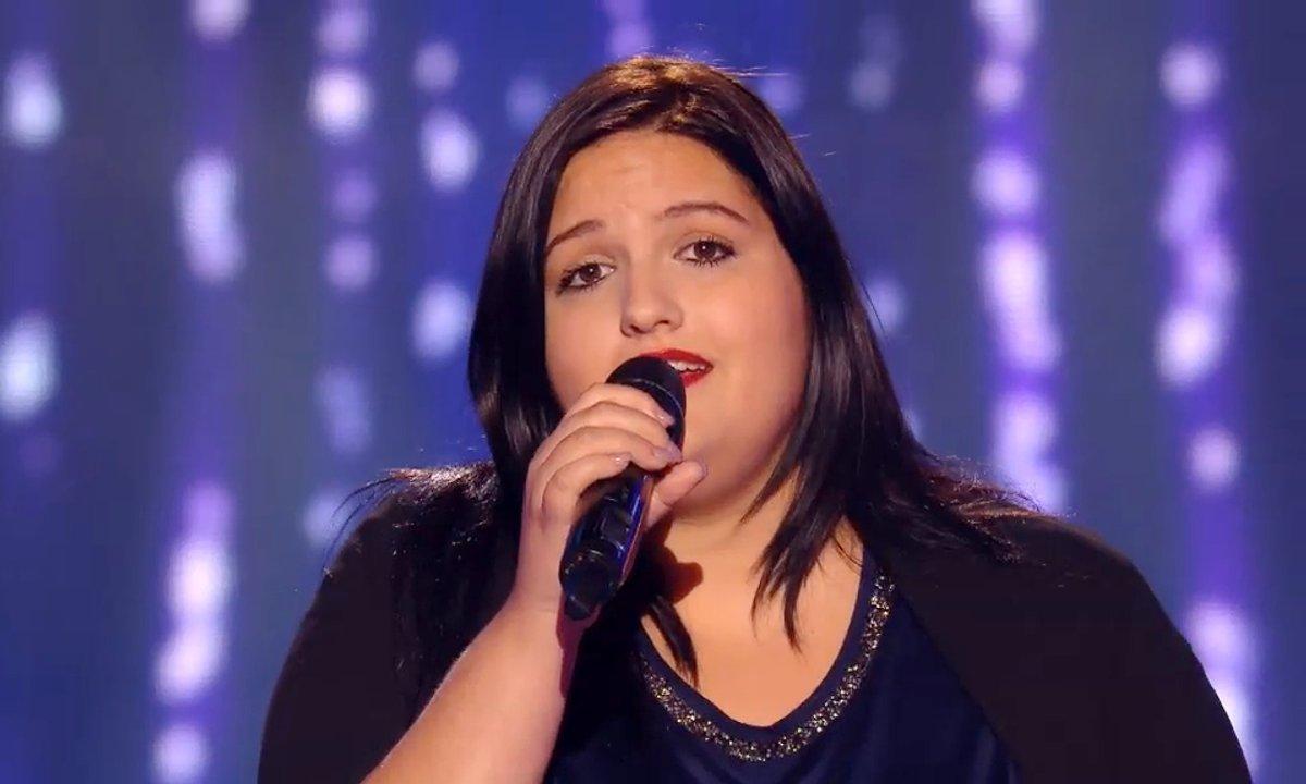 Francesca chante « Si tu m'aimes » (Lara Fabian) (Saison 05)