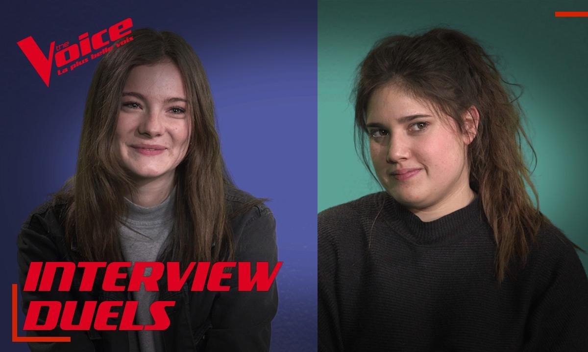 Interview Duels : Capucine et Sherley Paredes, n'auront bientôt plus de secret pour vous