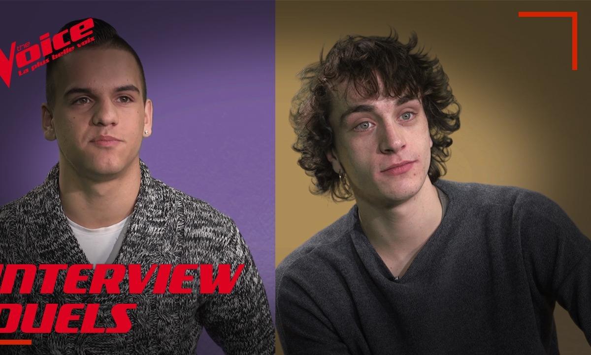 Interview Duels : Florent Marchand et Xam Hurricane, complètement barrés