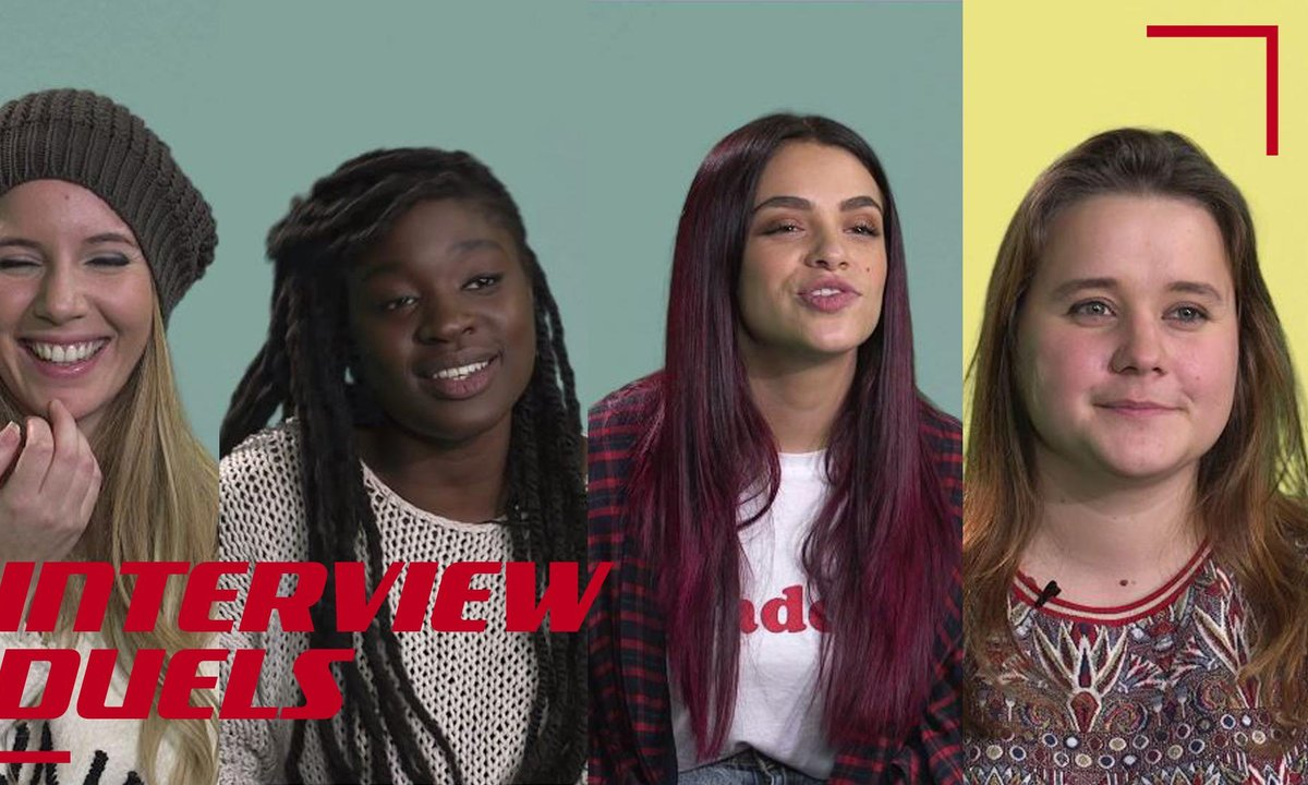 Interview Duels : JAT et Betty : Funny game