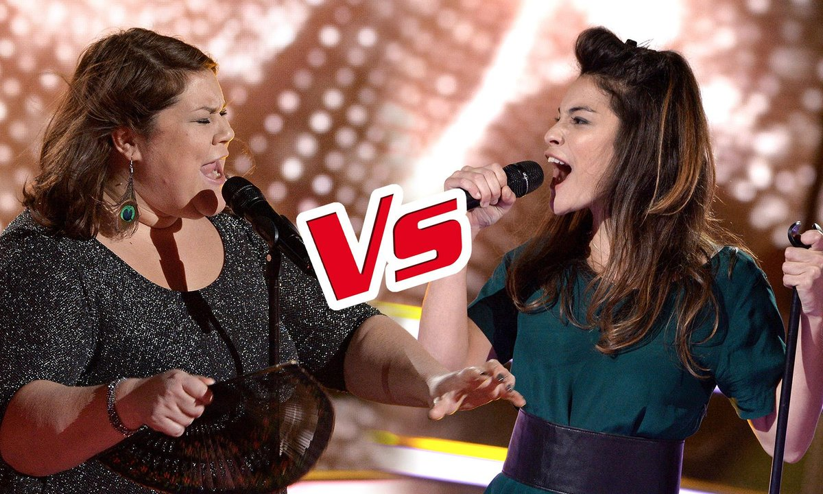 Julia Paul VS Audrey - « Rolling In the Deep » (Adele) (Saison6)