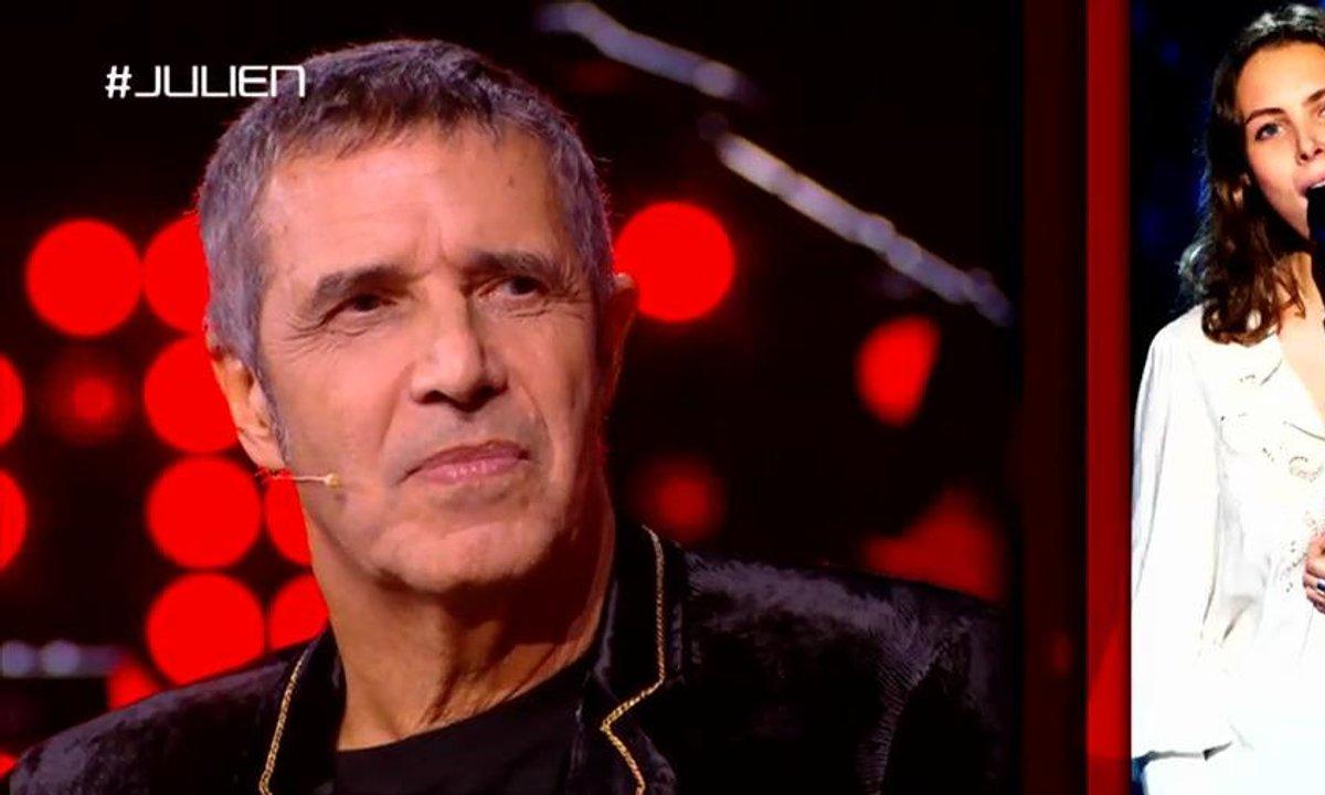 Julien Clerc, point sur ses Talents (candidats): Auditions #06