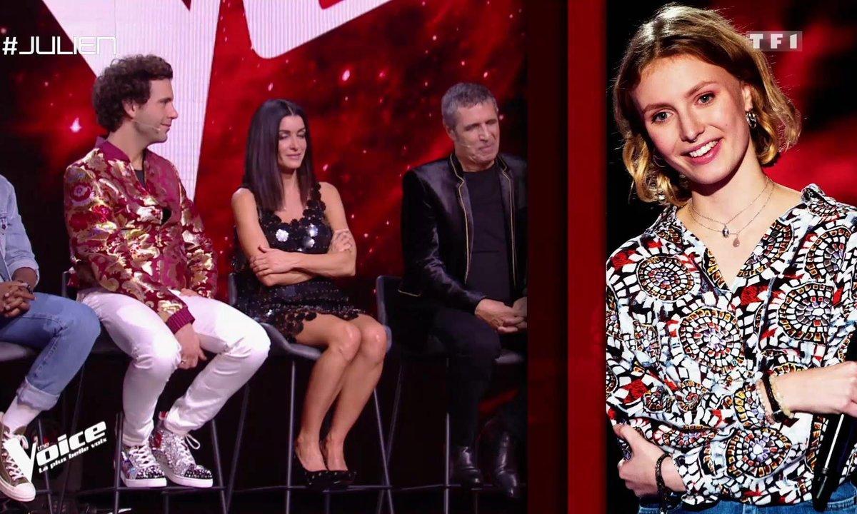 Julien Clerc, Point sur sa Team: Auditions #04
