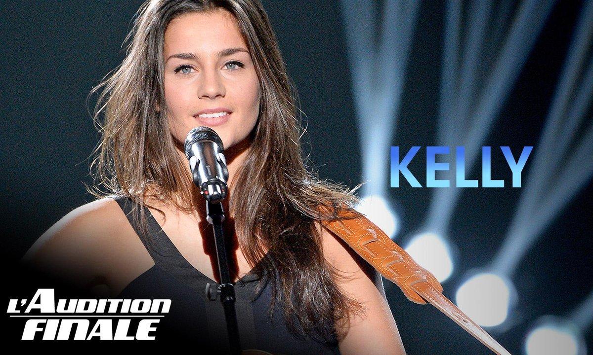 """Kelly - """"Jeune et con"""" ( Saez)"""