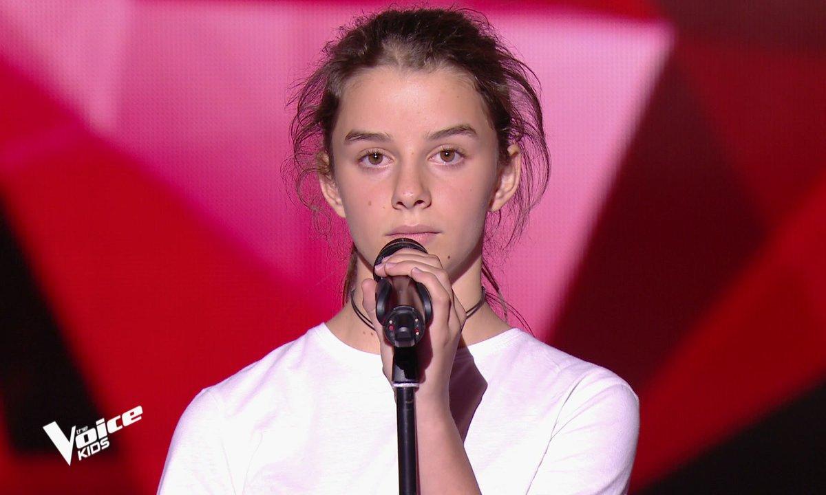 The Voice Kids - Alaïs chante « Tout va bien » d'Orelsan