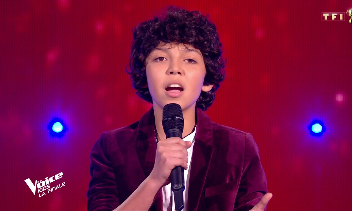 The Voice Kids : Ali chante « Listen » de Beyoncé (Team Amel Bent)