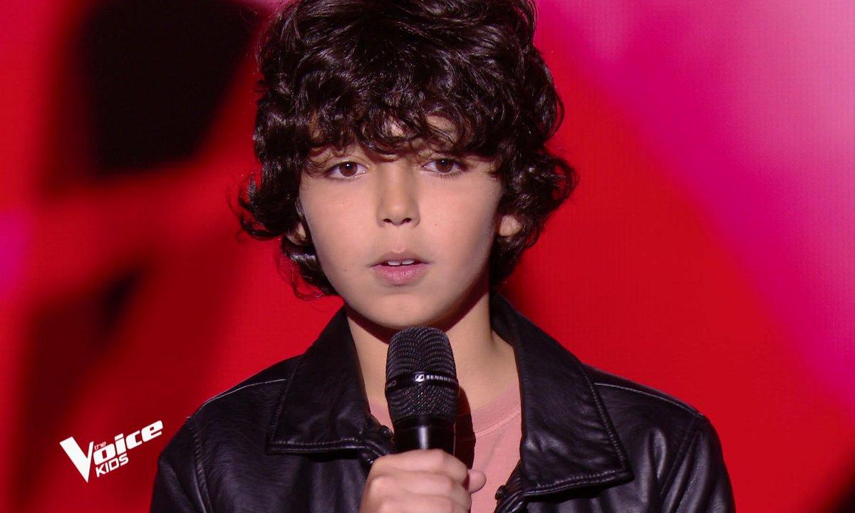 The Voice Kids - Ali chante « Who's livin' you » des Jackson Five