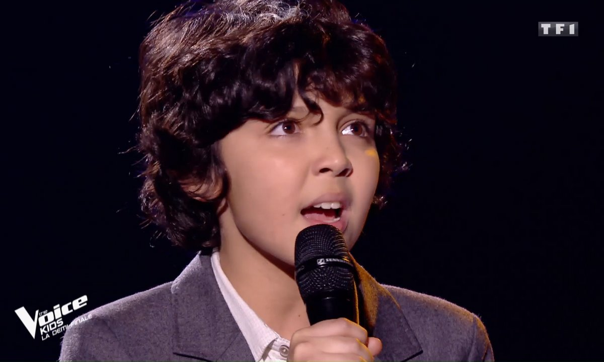 The Voice Kids : Ali surprenant avec « All the man that I need » de Whitney Houston