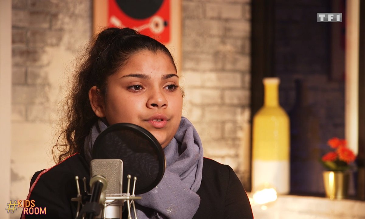 The Voice Kids : Antonia chante « Les yeux de la mama » de Kendji Girac