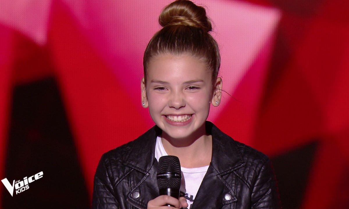 The Voice Kids - Clara chante « Bang Bang » de Jessie J