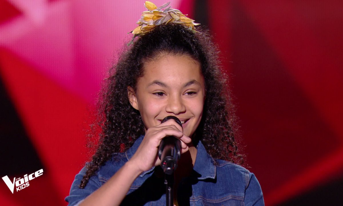 The Voice Kids - Coline chante « Uncover » de Zara Larsson