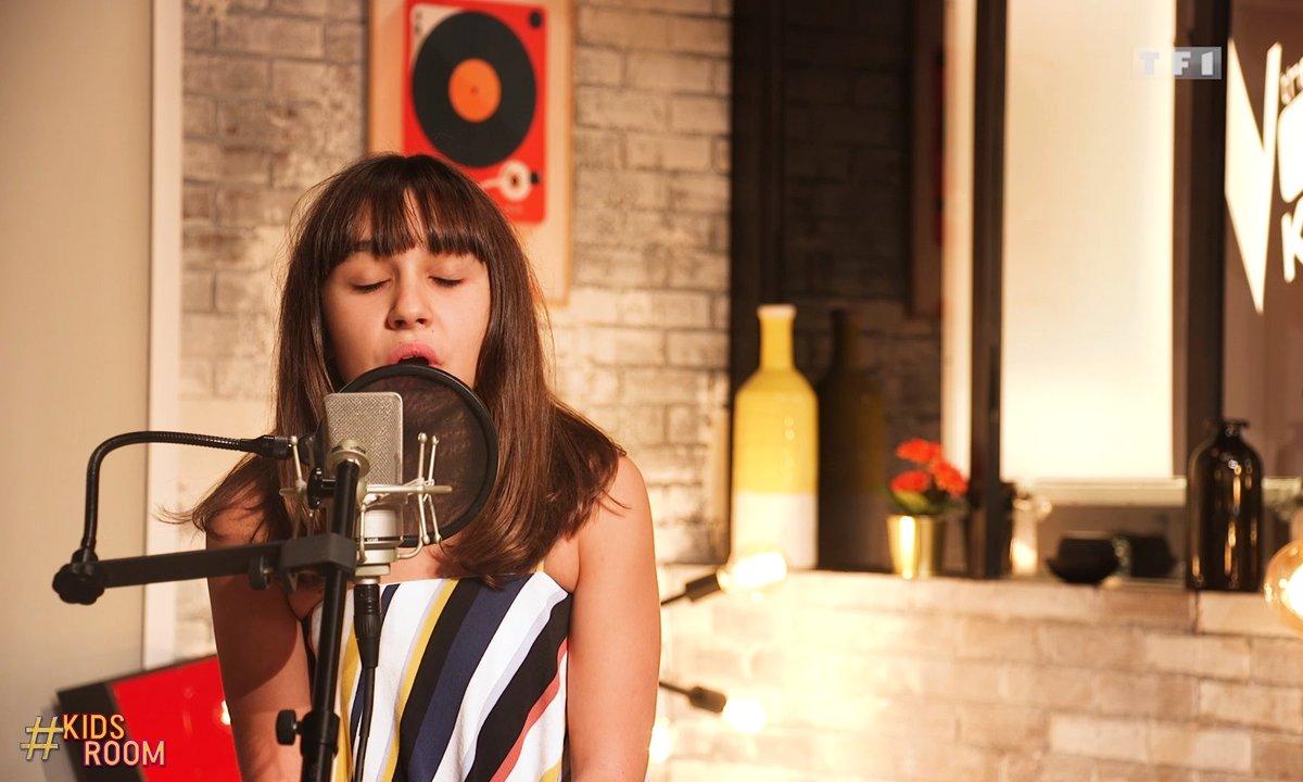 """The Voice Kids : Fanchon chante """"Zombie"""" de Cranberries"""