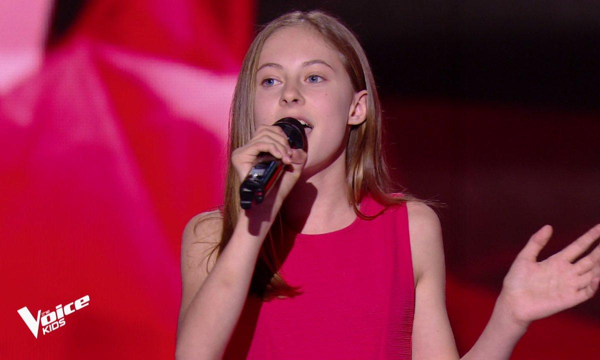 The Voice Kids - Léna chante « Valerie » d'Amy Winehouse