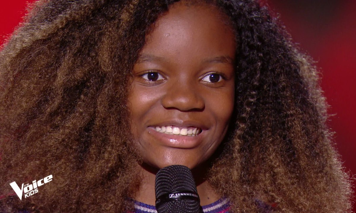 The Voice Kids – Lisa chante « Reine » de Dadju