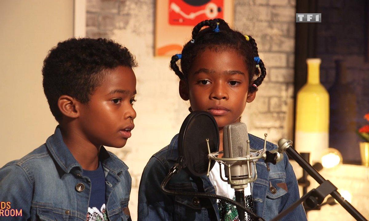 The Voice Kids : Lucas et Nathan chantent « Le Prince Aladin » de Black M