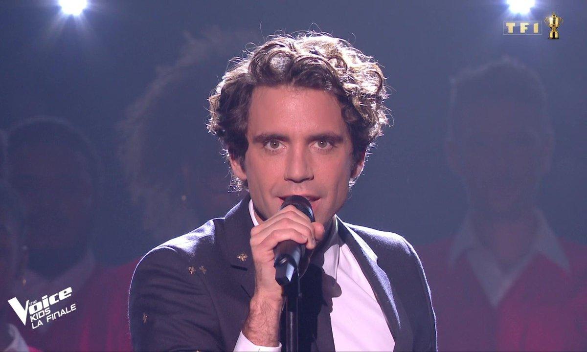 The Voice Kids : Mika chante son nouveau titre « Dear jealousy »