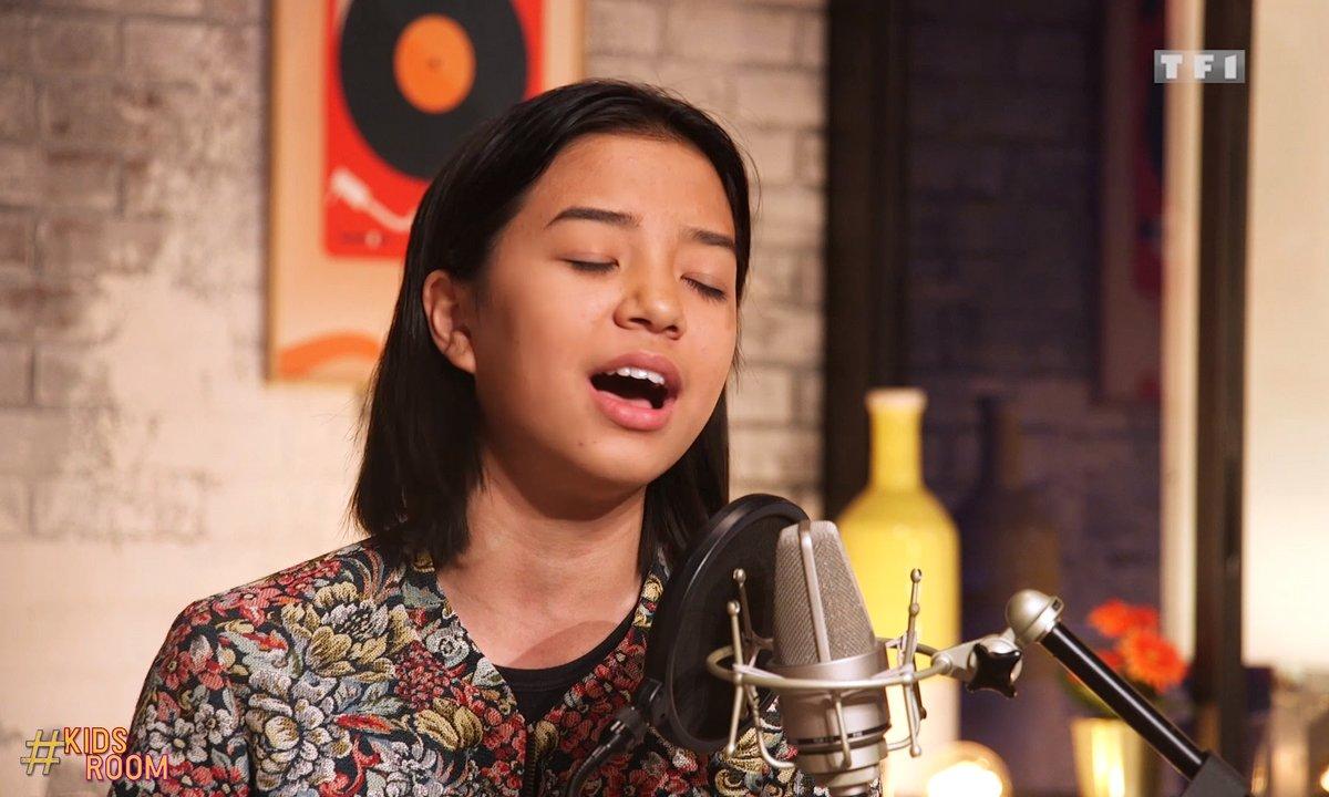 The Voice Kids : Nayana chante « If i ain't got you » d'Alicia Keys