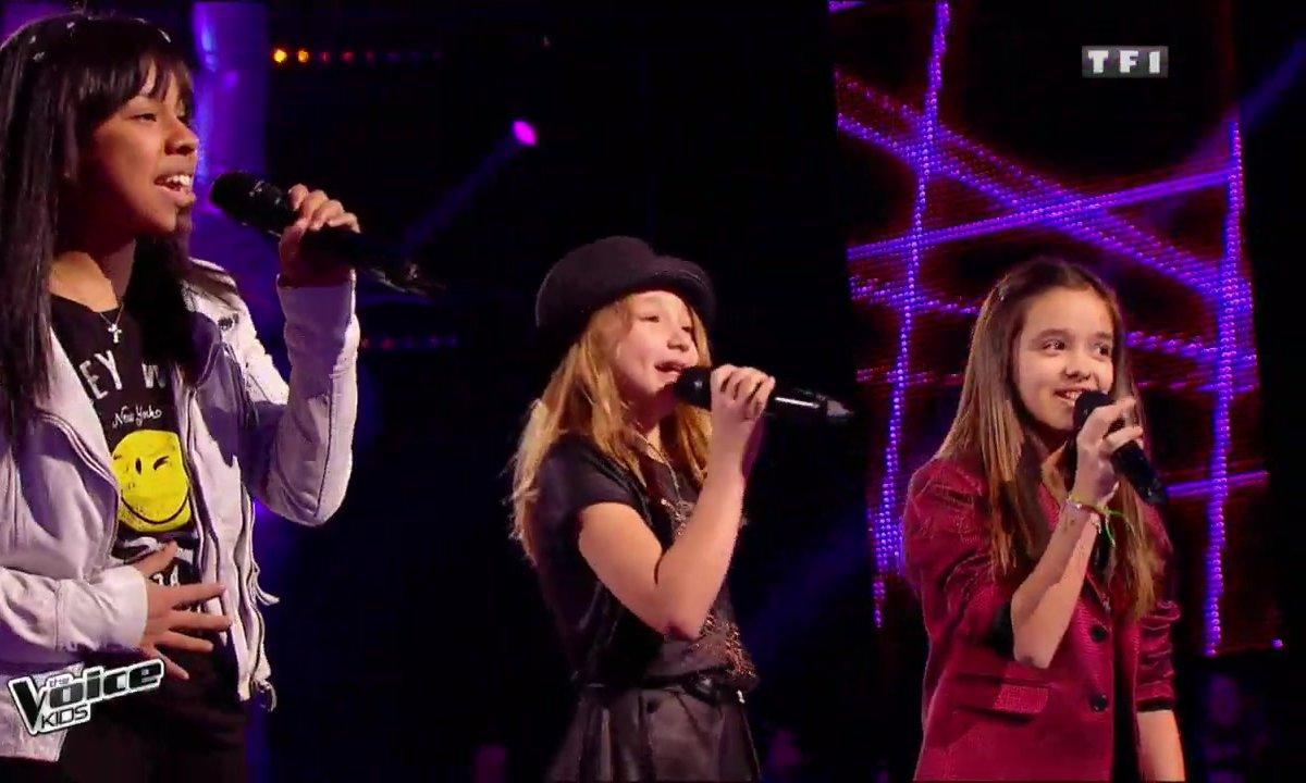 Phoebe & Eyma & Satine - Forever Young (Alphaville) (saison 02)